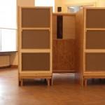 R.Rychter, ZADUCH instalacja: 2008 r. wymiary: