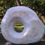 R.Rychter, ARCHETYP rzeźba, 2013 r. wymiary: 160x180x60 cm materiał: piaskowiec