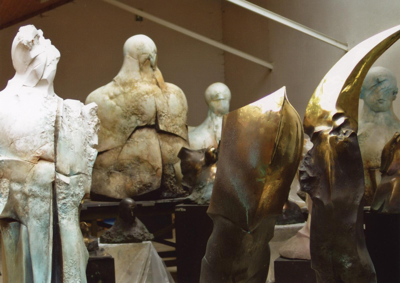 Wydział Rzeźby Akademii Sztuk Pięknych W Warszawie