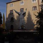 St. Gruszka, Jan Paweł II, Sanktuarium Maryjne Kałkôw-Godów