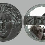 Hanna Jelonek, Identyfikacje 2000 (awers, rewers), 2000