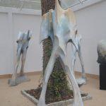 A.Myjak, Zcyklu Figury, drewno polichromowane, 2002-2005