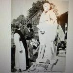 St.Gruszka, zdjęcie przy pracy